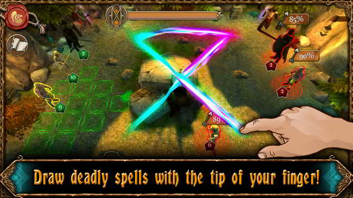 spellcrafter android