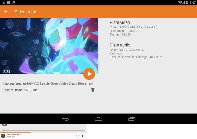 vlc for android v1.3.2 android