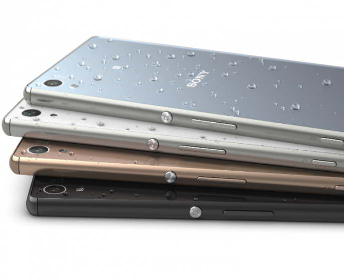 xperia z3+ android