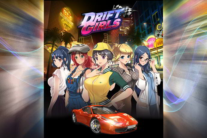 drift girls android