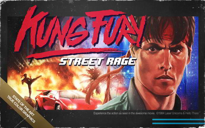kung fury street rage android