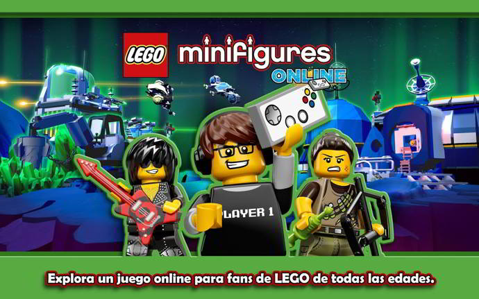 lego miniature online android