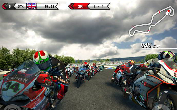 sbk15 android
