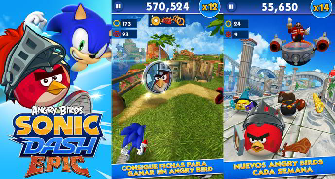 sonic dash v2.4.0.go android