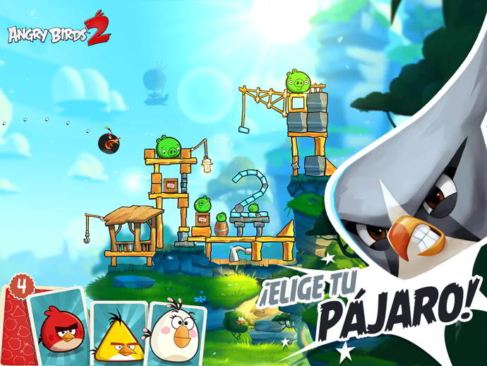 angry birds 2 android