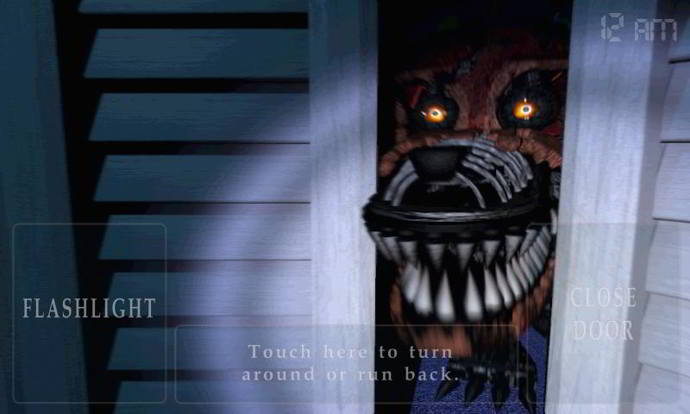 five nights at freddy's 4 android