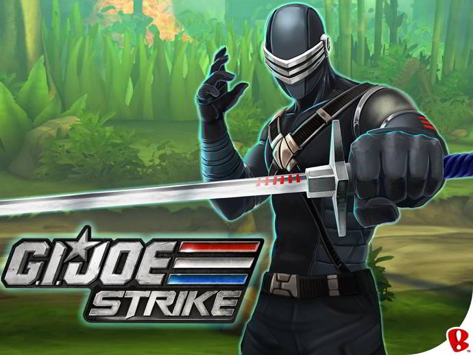 g.i. joe strike android