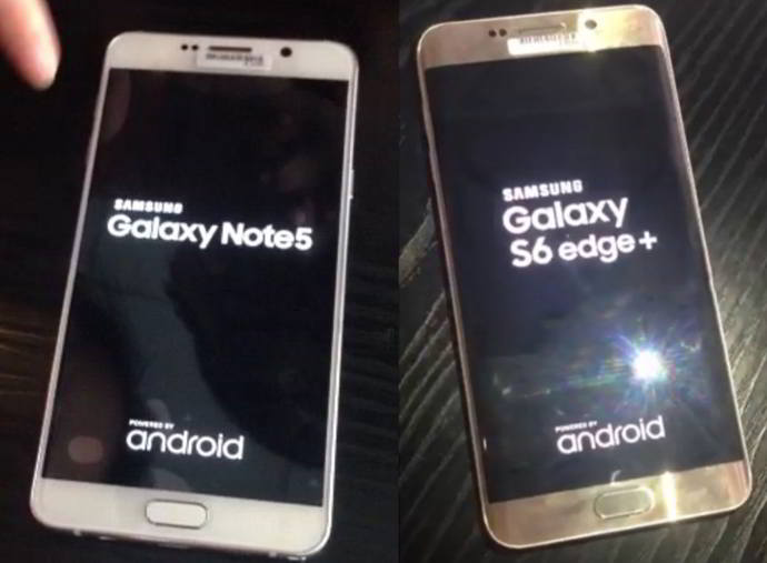 galaxy note 5 s6 edge plus android