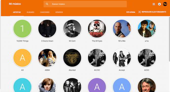 google play music streaming android