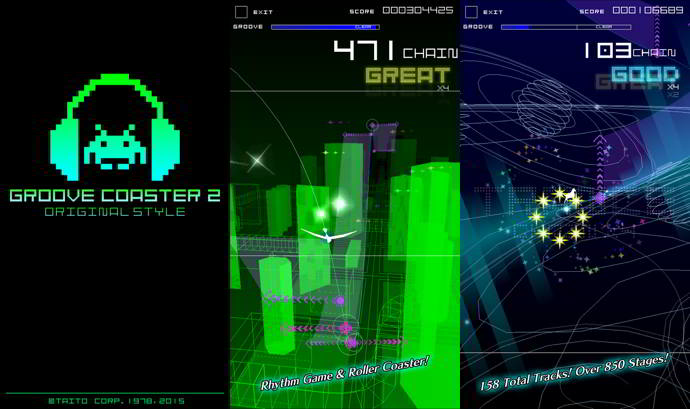 groove coaster 2 android