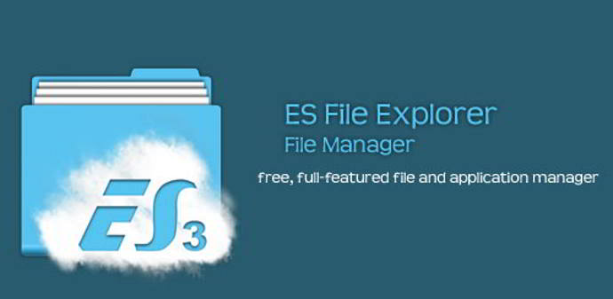 es file manager android
