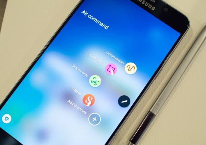 galaxy note 5 android