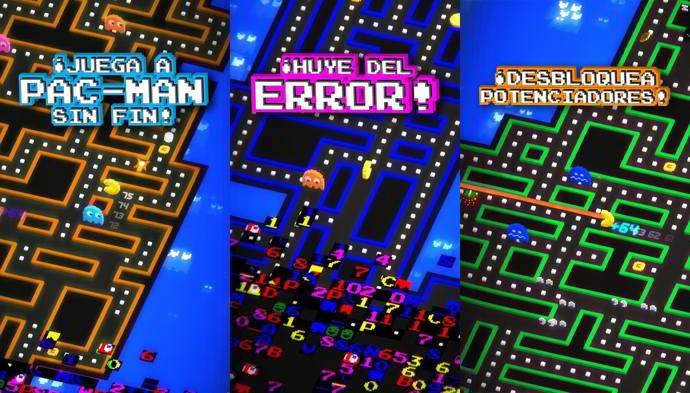 pac-man 256 - endless maze android