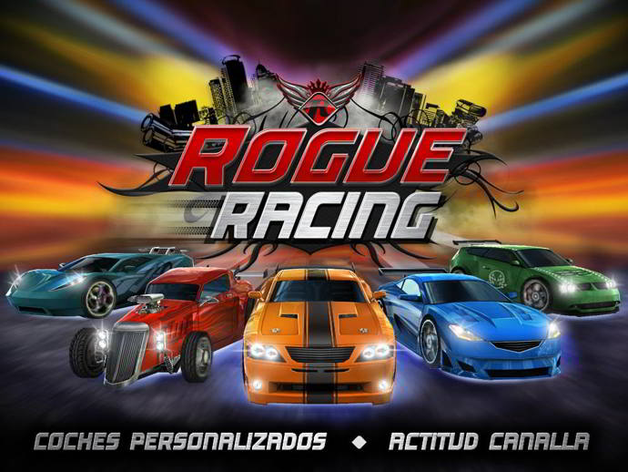 rogue racing android