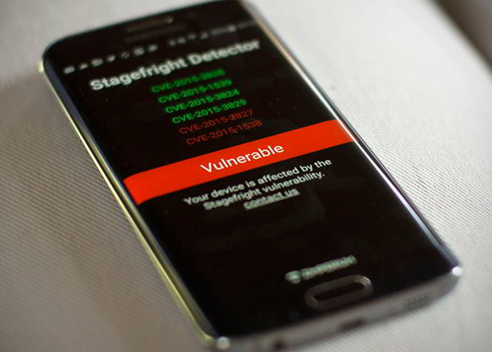 stagefright detector app android