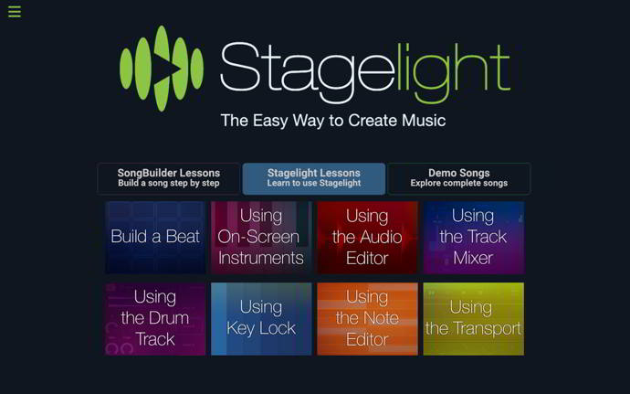 stagelight android