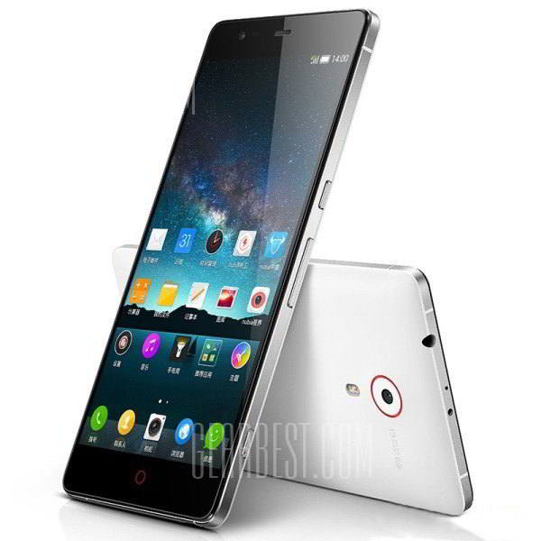 zte nubia z7 android