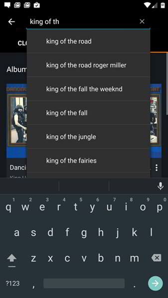 amazonn music v4.5 android