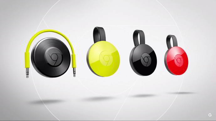 chromecast 2015 audio android