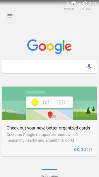google app 5.2.33.19 android