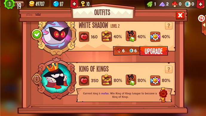 king of thieves android