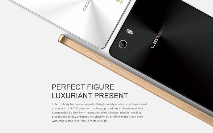 leagoo elite 1 android