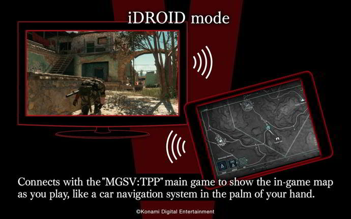 mgs v the phantom pain android