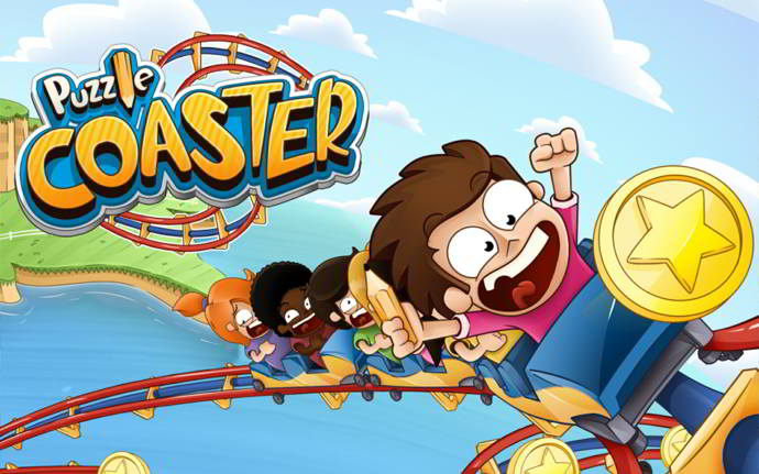 puzzle coaster android