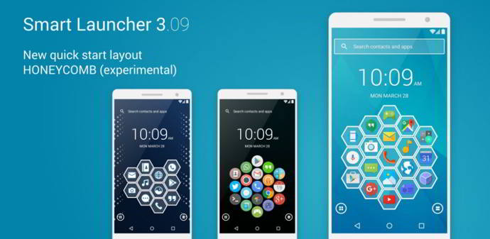 smart launcher 3 v3.09 android