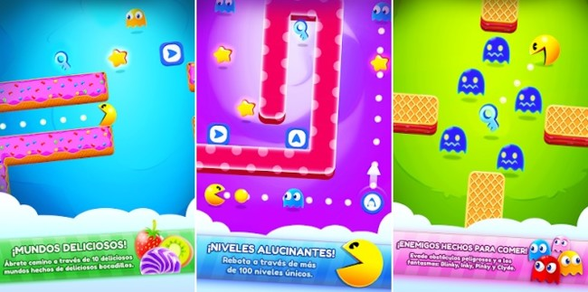 PAC-MAN-Bounce-android-apk