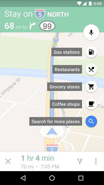 google maps v9.16 android