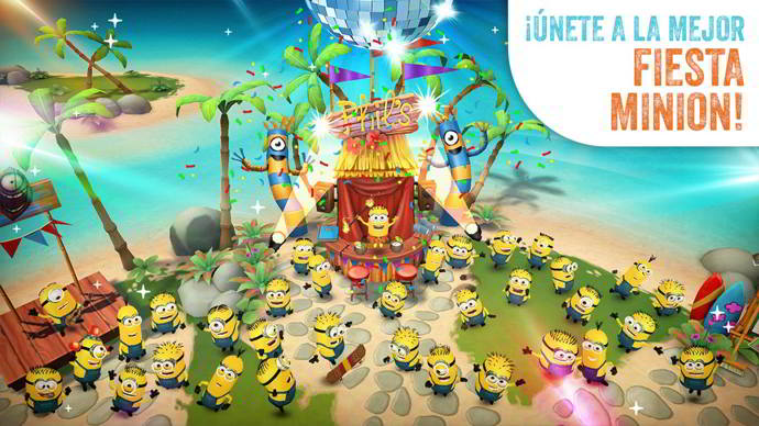 minions paradise android