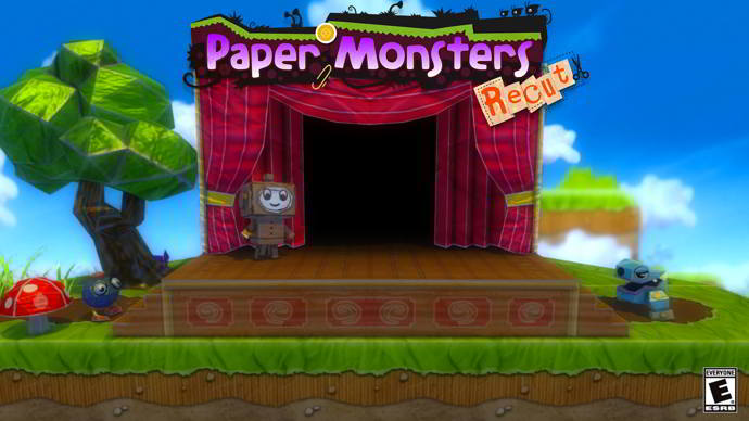 paper monsters recut android 320x200