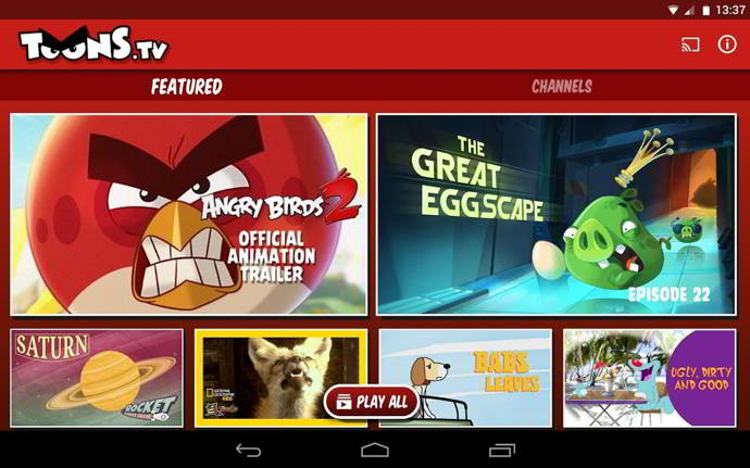 toonstv angry birds video android
