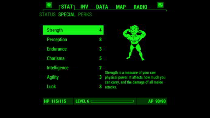 fallout pip-boy android