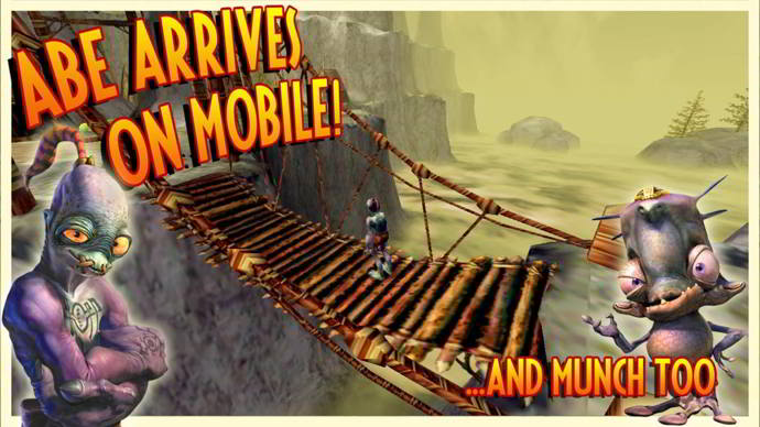 oddworld munch oddysee android