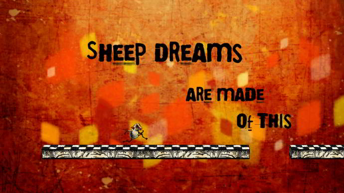 sheep dreams are made of this android
