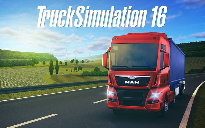 truck simulation 16 android