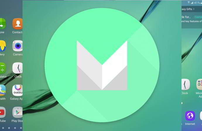android marshmallow samsung beta
