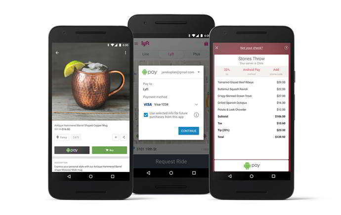 android pay apps