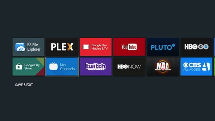 android tv launcher v1.14 android