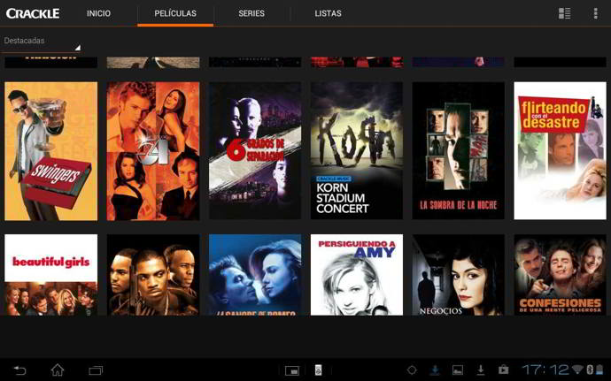 apps peliculas gratis android