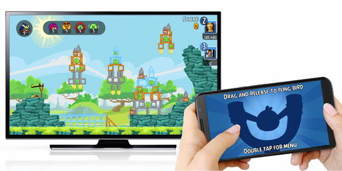 chromecast juegos android