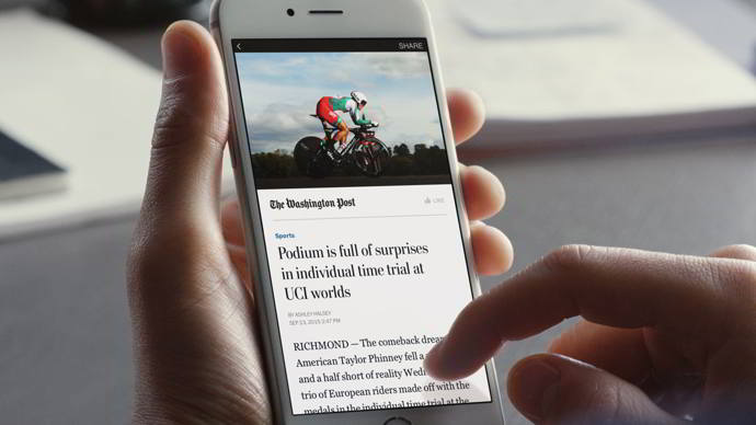 facebook instant articles androi