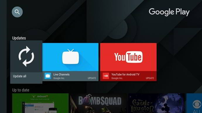 play store android tv v6.0.2