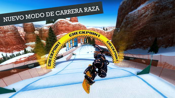 snowboard party 2 android