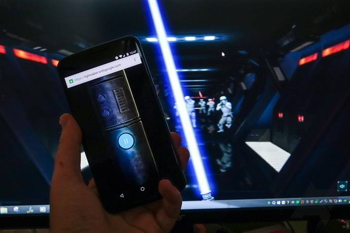 star wars android
