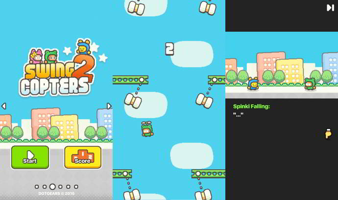swing copters 2 android 320x200
