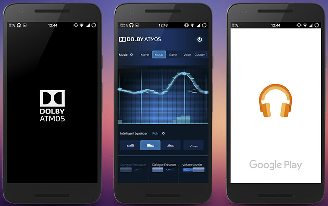 Instalar Dolby Atmos Android