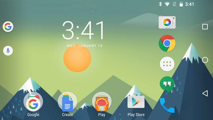 google app beta v5.8 android
